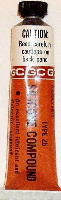 GC ELECTRONICS 10-8101 SILICONE COMPOUND